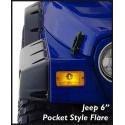 Elargisseurs d aile, Pocket Style largeur 15,5cm, TJ