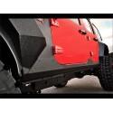 Protections de bas de caisse Jeep Wrangler JKU body armor XHD