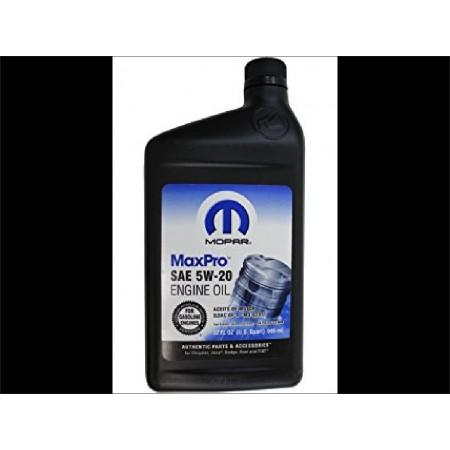 Huile Mopar 5 W 20 1 litre Max pro