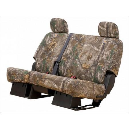 Housses camouflage siege arriere quad cab 60 40 dodge ram for Housse pour quad