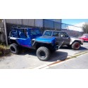 Jeep wrangler YJ MONSTER GARAGE