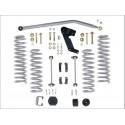"Kit rehausse Rubicon Standard 3,5"" 90mm Rubicon avec amortisseurs RXJ JK"