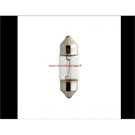 Ampoules Navettes 12 V 10W SV 8.5