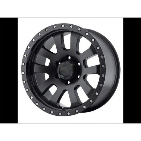 Jante PROCOMP model7036 flat black 5X127 ET 0