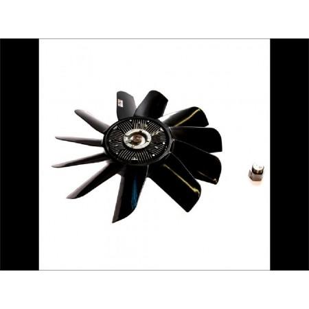 Visco coupleur et pale de ventilateur Desert storm 2.8 L Heavy duty JK 08-18
