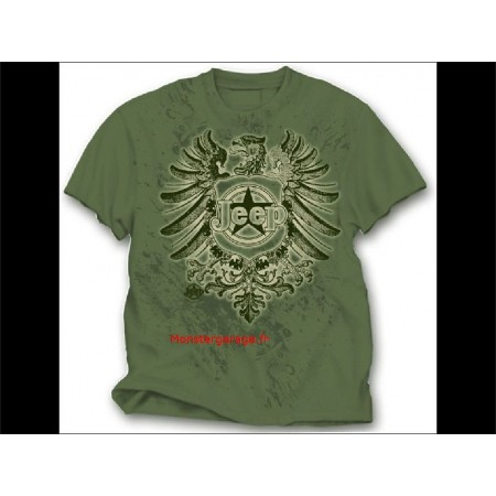 Tee Shirt Jeep taille S