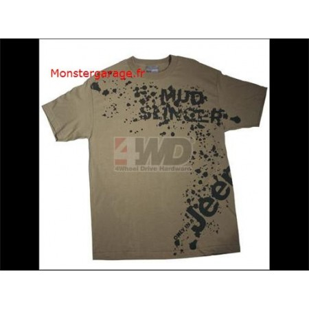 Tee shirt Jeep taille XL