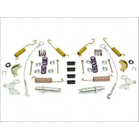 Ressort et kit de rattrapage de jeu, (par essieu), XJ,