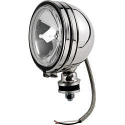 Phare off road 122 MM inox 12 V 130 W avec cache ampoule H3 vendu ࠬ'unit
