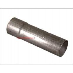 Raccord pour rallonger un tuyau d échappement, diam. int. 2.25 diam. ext. 57mm