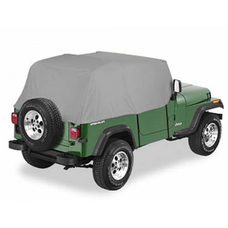 "Housse ""Trail Cover"", Couleurs: Charcoal, YJ,"