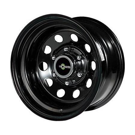 Jante Modular Black 8 X 15 5 X 114.3 ET 0