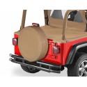 Housse de roue de secours, US-Standard 225-235/75 (29'x9') Couleurs: Spice