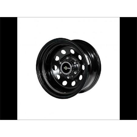 Jante acier modular noire 10 X 15 5 X 139.7 Jeep CJ