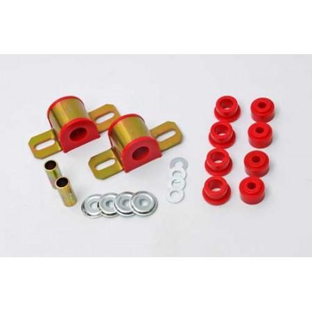 Silentblocs de barre stabilisatrice , 28 mm version renforc饠en polyur鴨ane, XJ,