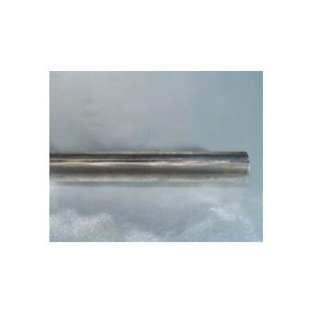 """Tube droit ,飨appement acier 2,5"""" ؠ63mm/230cm"""