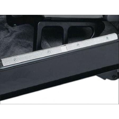 """Protections de seuil de porte, 24"""" aluminium, CJ 7, YJ,"""