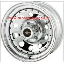 Jante acier Modular Chrome 10 X 15 5 X 114.3. ET - 44