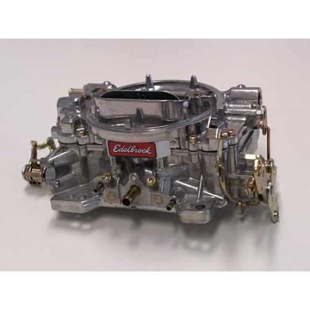 Carburateur Edelbrock, 600CFM choke electr.4.9 L 5.9 L