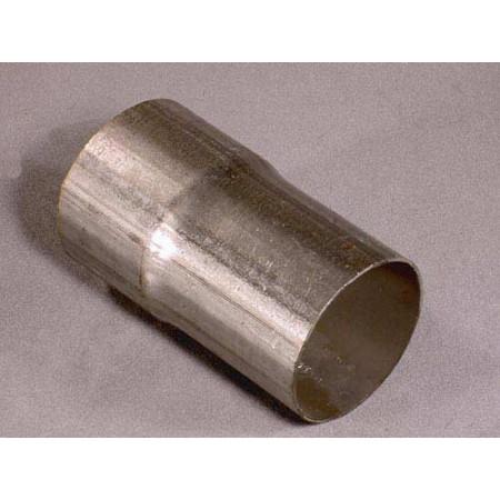 Raccord pour rallonger un tuyau d echappement, diam. int. 63,5mm diam. ext. 63mm