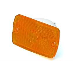 Feu clignotant orange encastré dans la calandre, YJ,