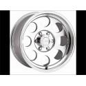 Jantes en aluminium chrome Pro comp Série 69 10 X 15 5 X 114.3 ET -47