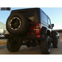 Jeep Wrangler JK bordeaux