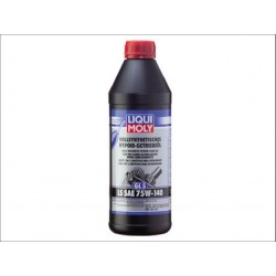 Huile 100% synthetique 75 W 140 1 litre Liqui Moly
