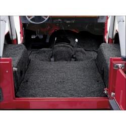 Moquette noire jeep CJ YJ 87-95