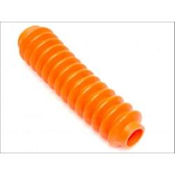 Soufflets anti-poussiere,pour amortisseur Fluorescent Orange
