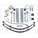 "Kit Rubicon express Super Flex Short Arm 4,5"" 114 mm XJ 84 a 01"