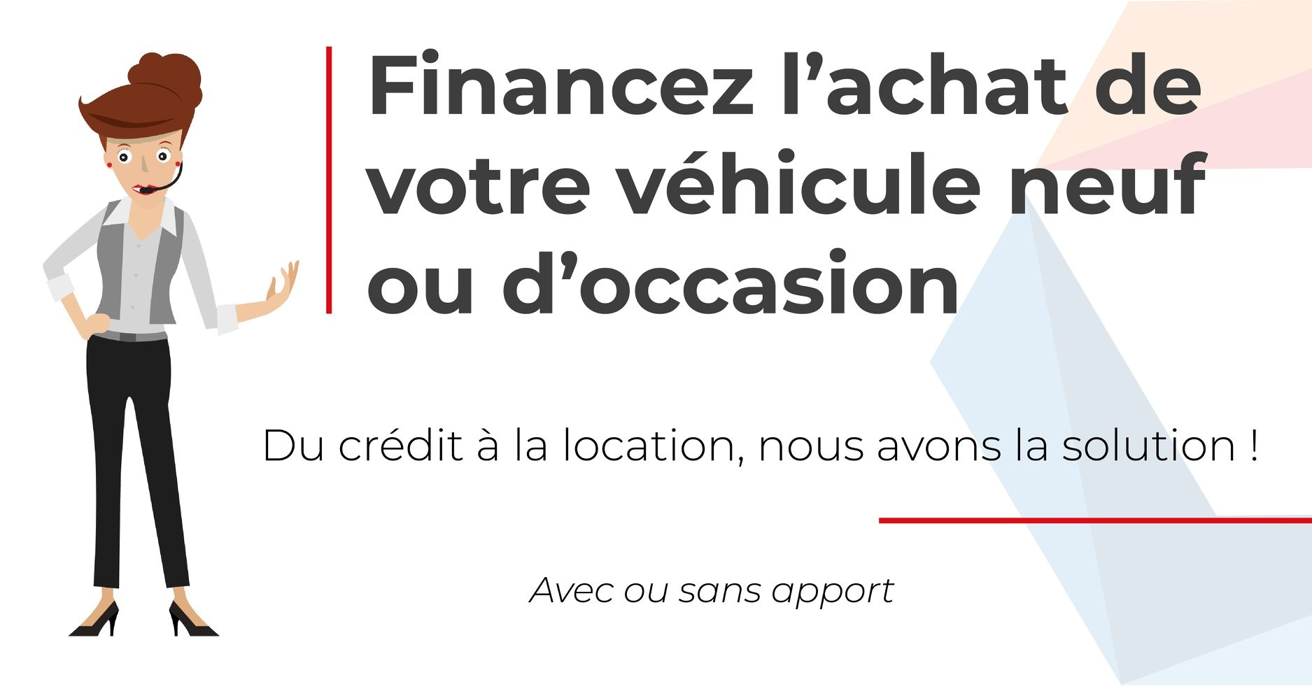Confiez nous votre projet auto!